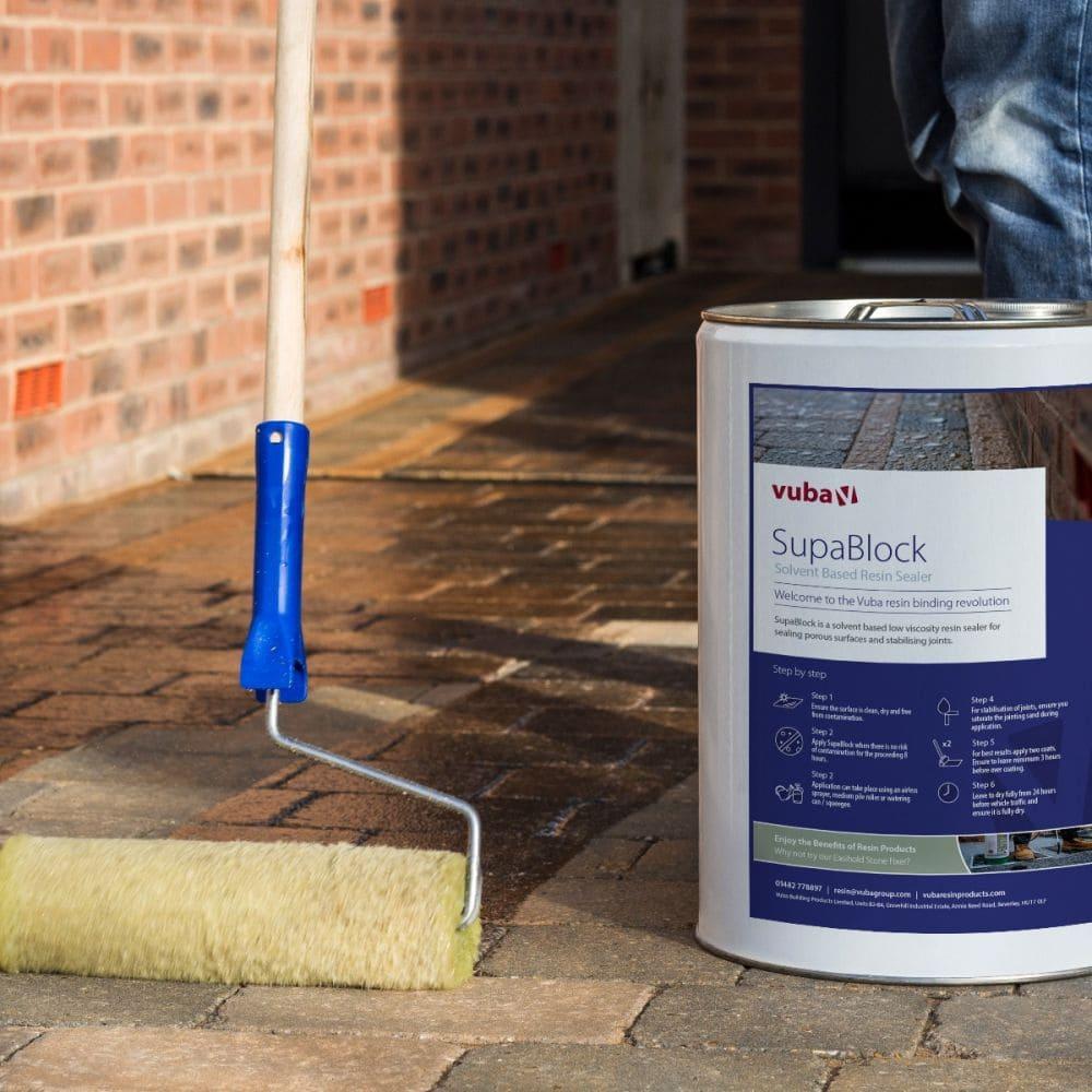 SupaBlock Pavement Sealer